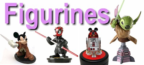 Figurines / Medium Big Figs