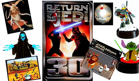 """Star Wars: Return of the Jedi"" 30th Anniversary Merchandise"