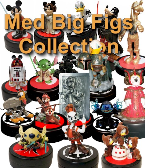 Star Wars Weekends Big Figs / Sculpture Collection