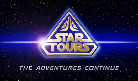 Star Tours Exclusive merchandise & toys