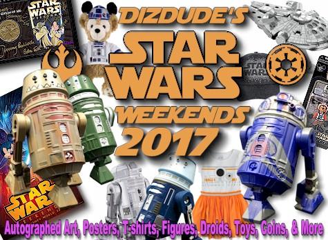 DizDude's Star Wars Weekends 2017