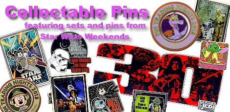 Star Wars Weekend Pins