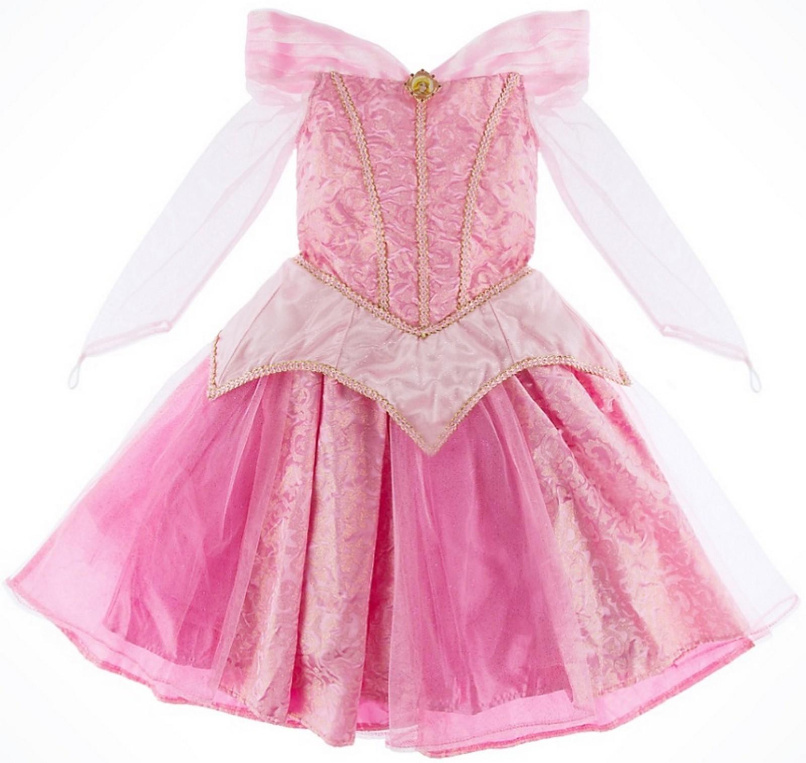 Disney Theme Park Princess Aurora (Sleeping Beauty) Dress