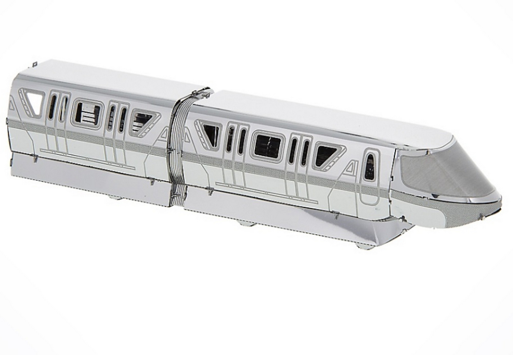 Walt Disney World Monorail 3D Metal Model Kit - Disney Exclusive © Dizdude.com