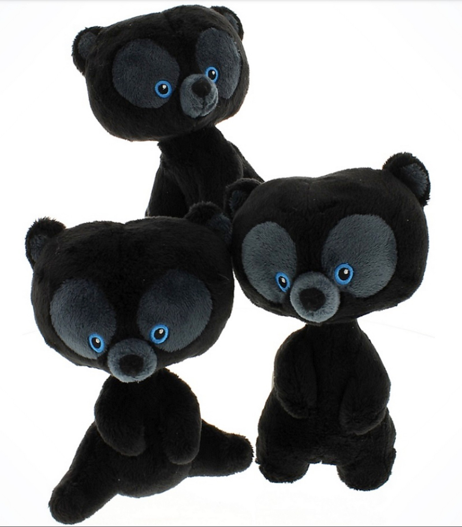 """BRAVE Curious Cub 7"""" Plush Toy - Assorted Styles"""