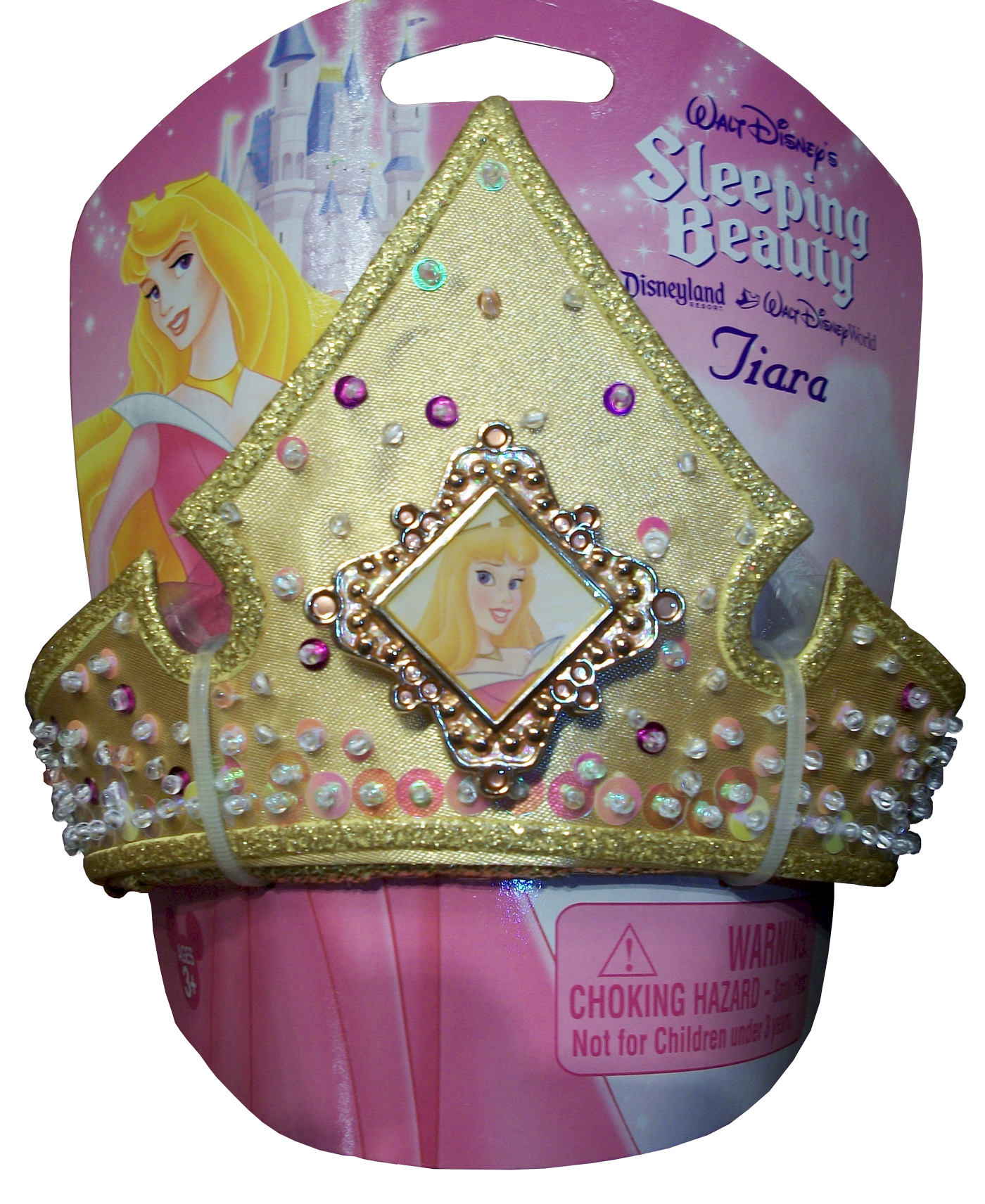 Disney Theme Park Princess Aurora (Sleeping Beauty) Tiara
