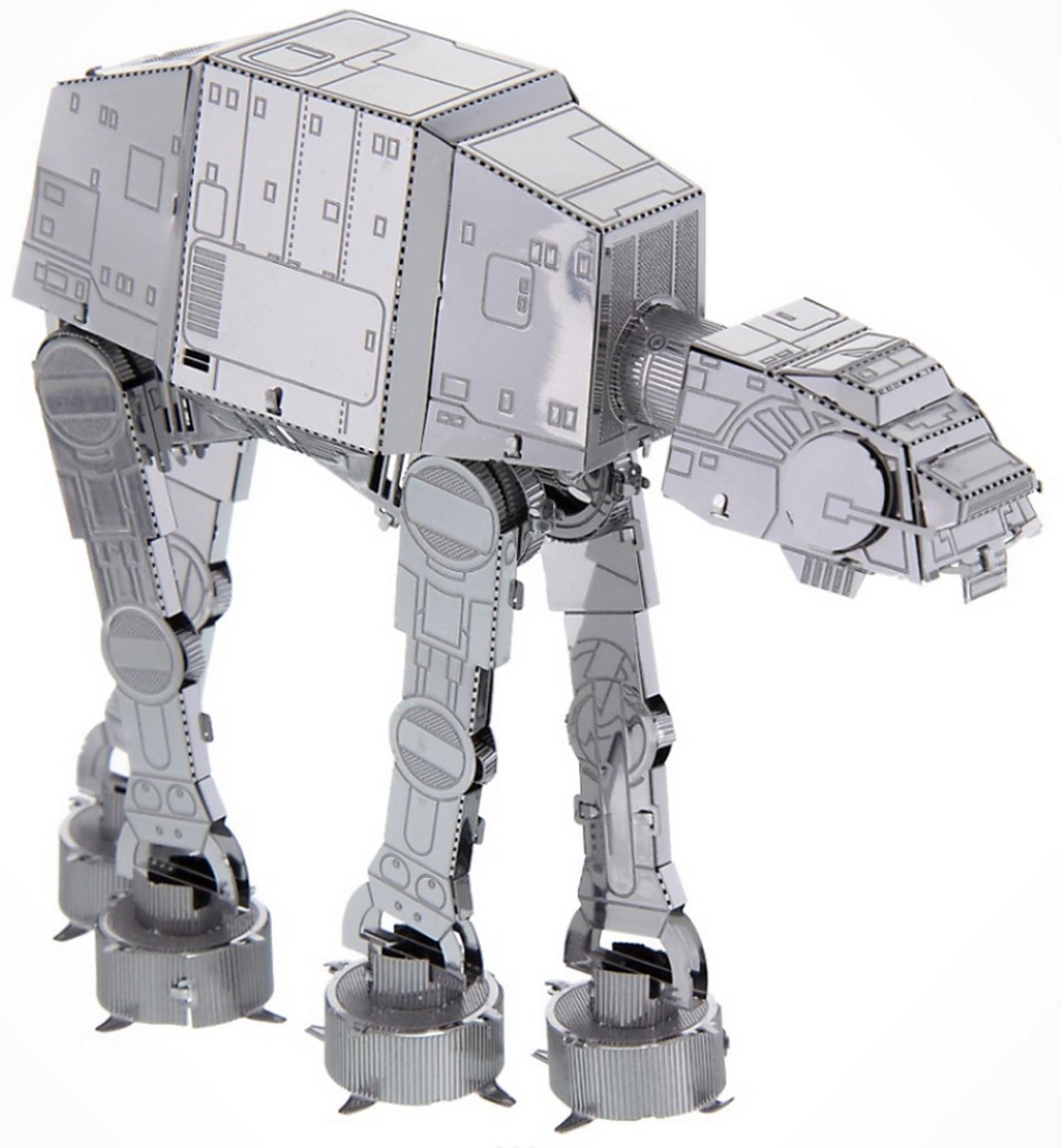 Disney Star Wars AT-AT 3D Metal Model Kit © Dizdude.com