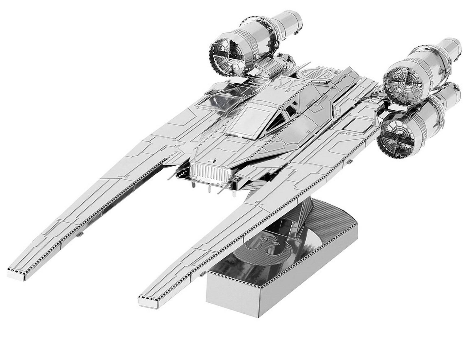 Rogue One UT-60D U-Wing Starfighter 3D Metal Model Kit ~ Disney Star Wars © Dizdude.com