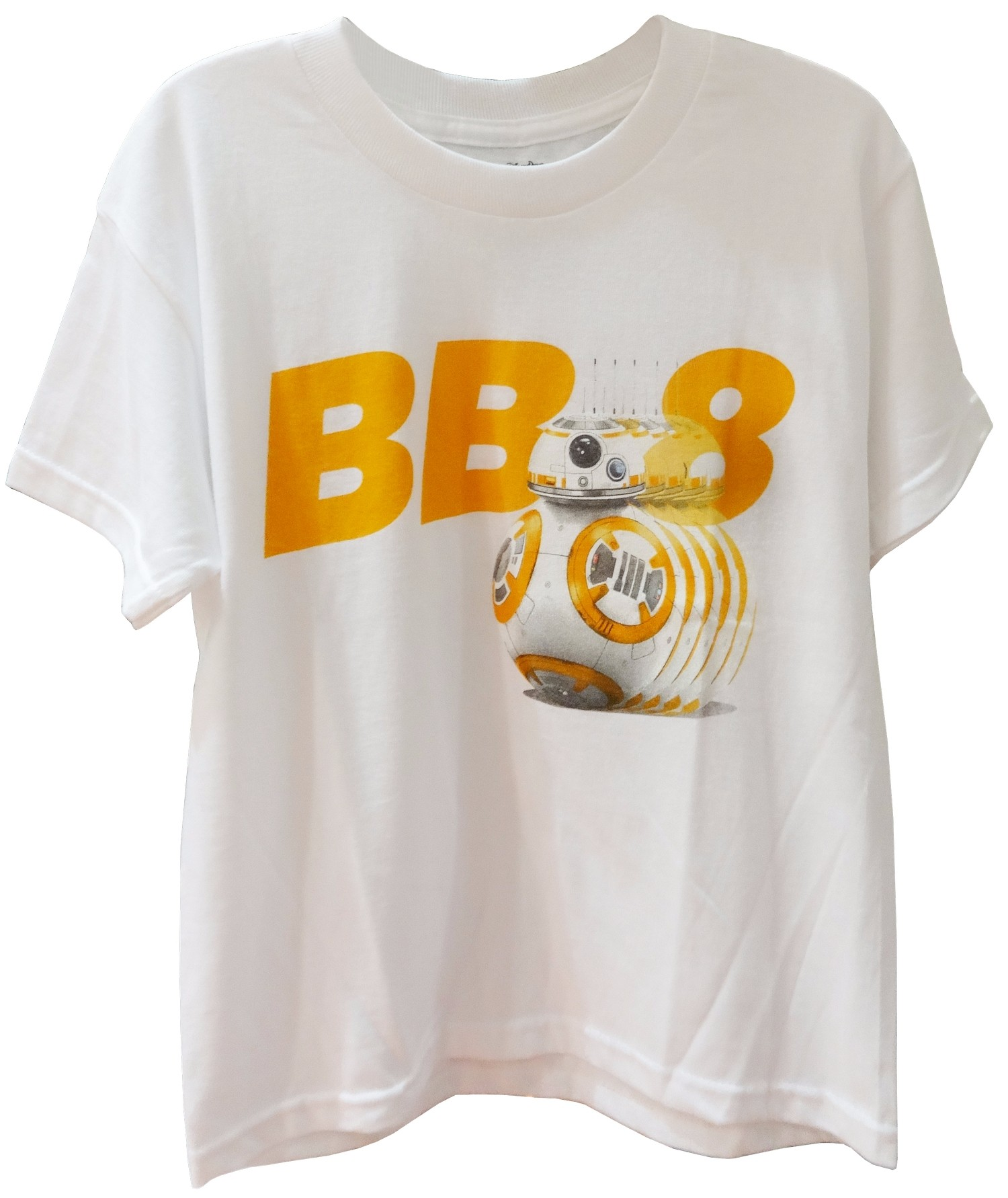BB-8 Youth T-Shirt (Tshirt, T shirt or Tee) from Disney Star Wars: The Force Awakens © Dizdude.com