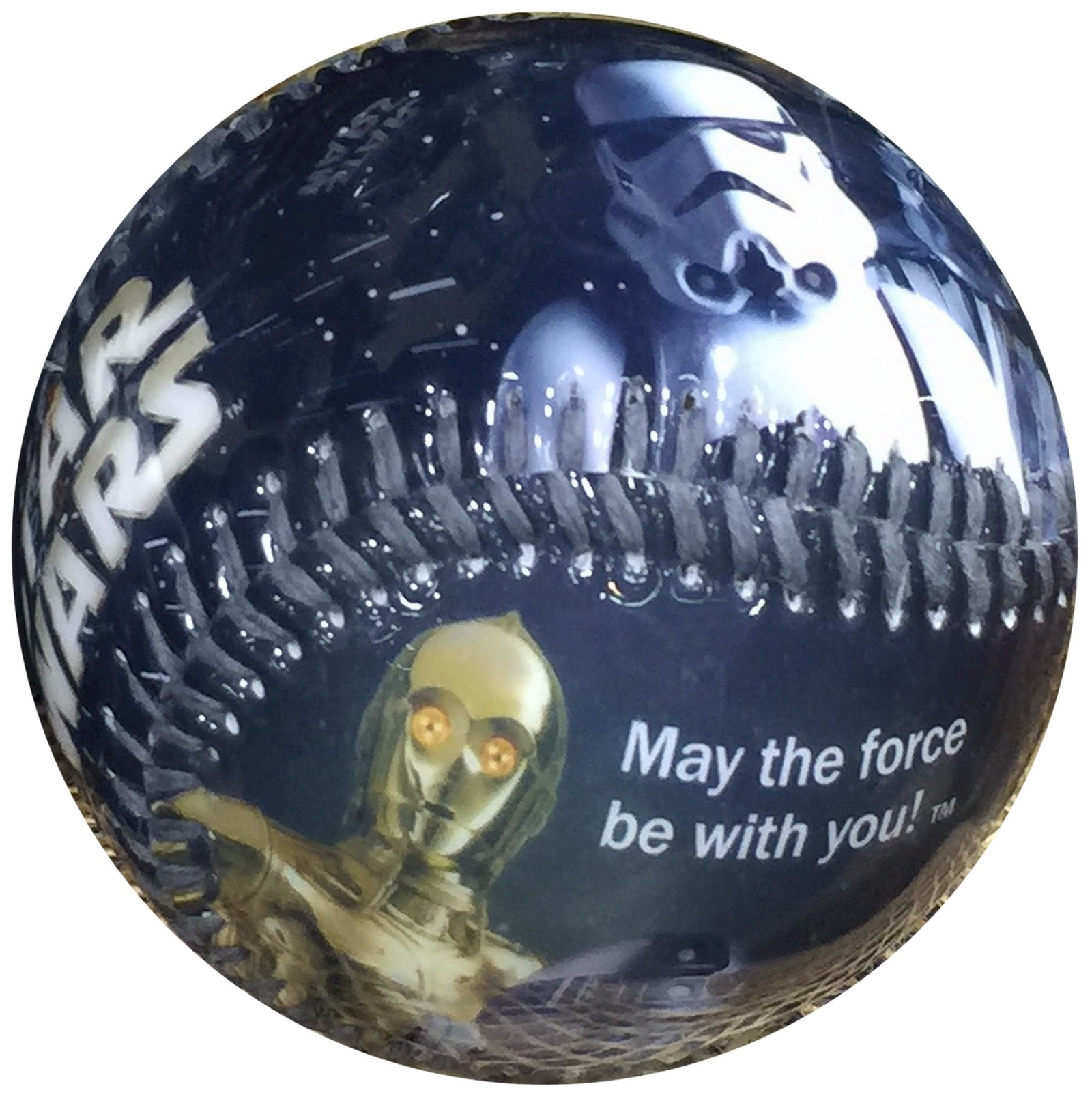 Star Wars Baseball - Disney Star Wars Weekends 2015