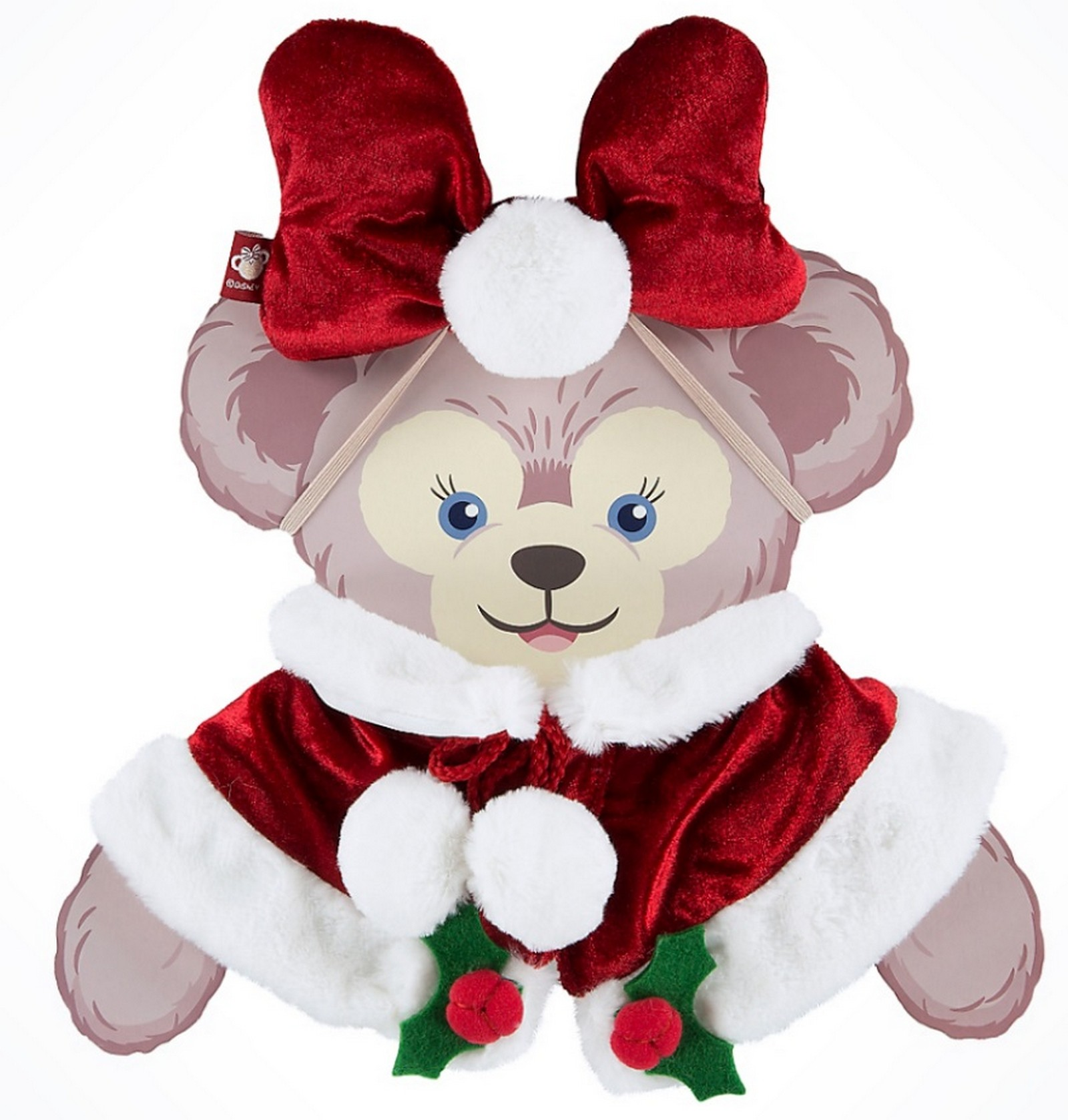 Disney ShellieMay 17inch Bear Christmas Holiday Costume © Dizdude.com
