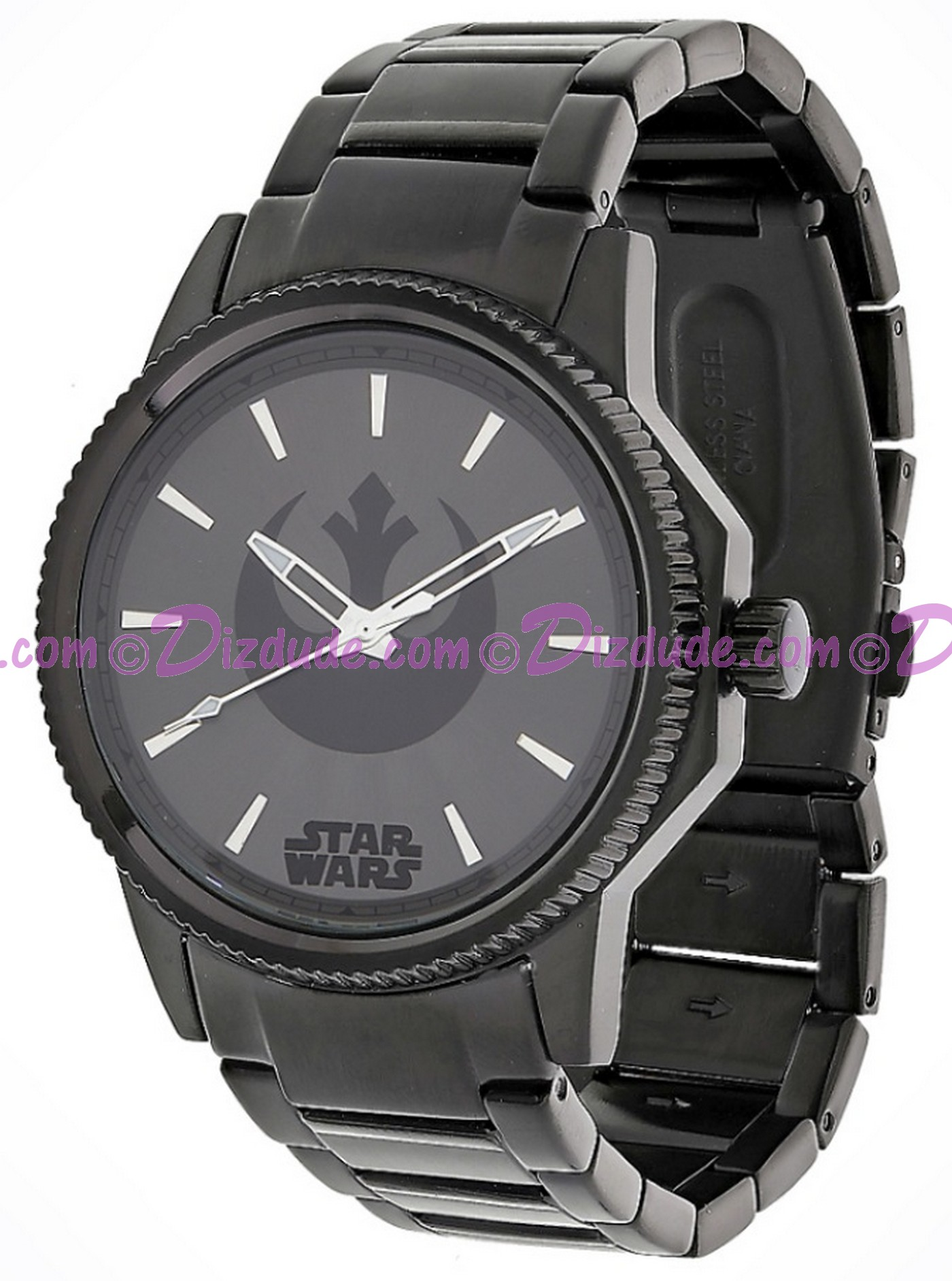 (SOLD OUT) Star Wars Alliance Starbird Stainless Steel Wrist Watch