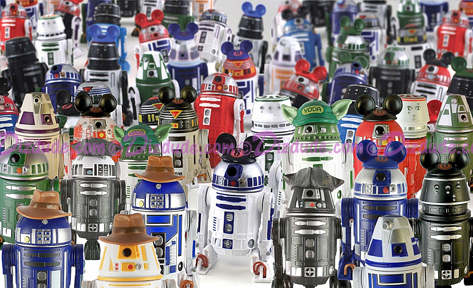 Welcome to DIZDUDE'S DRIOD FACTORY OUTLET™ Build-A-Droid ~ © DIZDUDE.COM