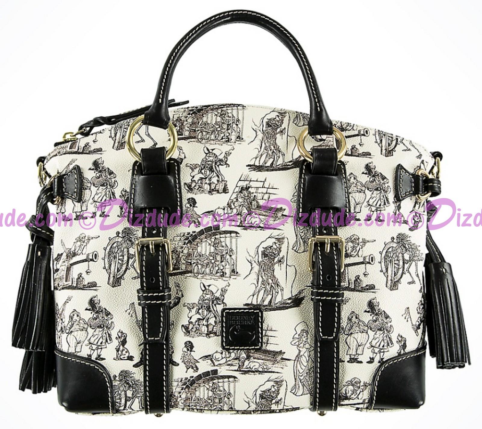 Dooney & Bourke Pirates of the Caribbean Satchel Handbag - Disney World Exclusive © Dizdude.com