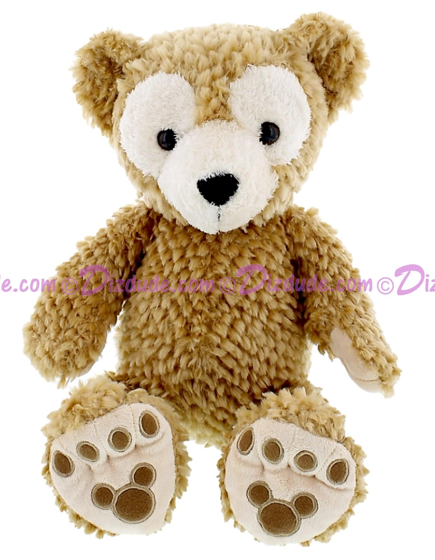 "Duffy The Disney Bear 17"" Plush Toy © Dizdude.com"