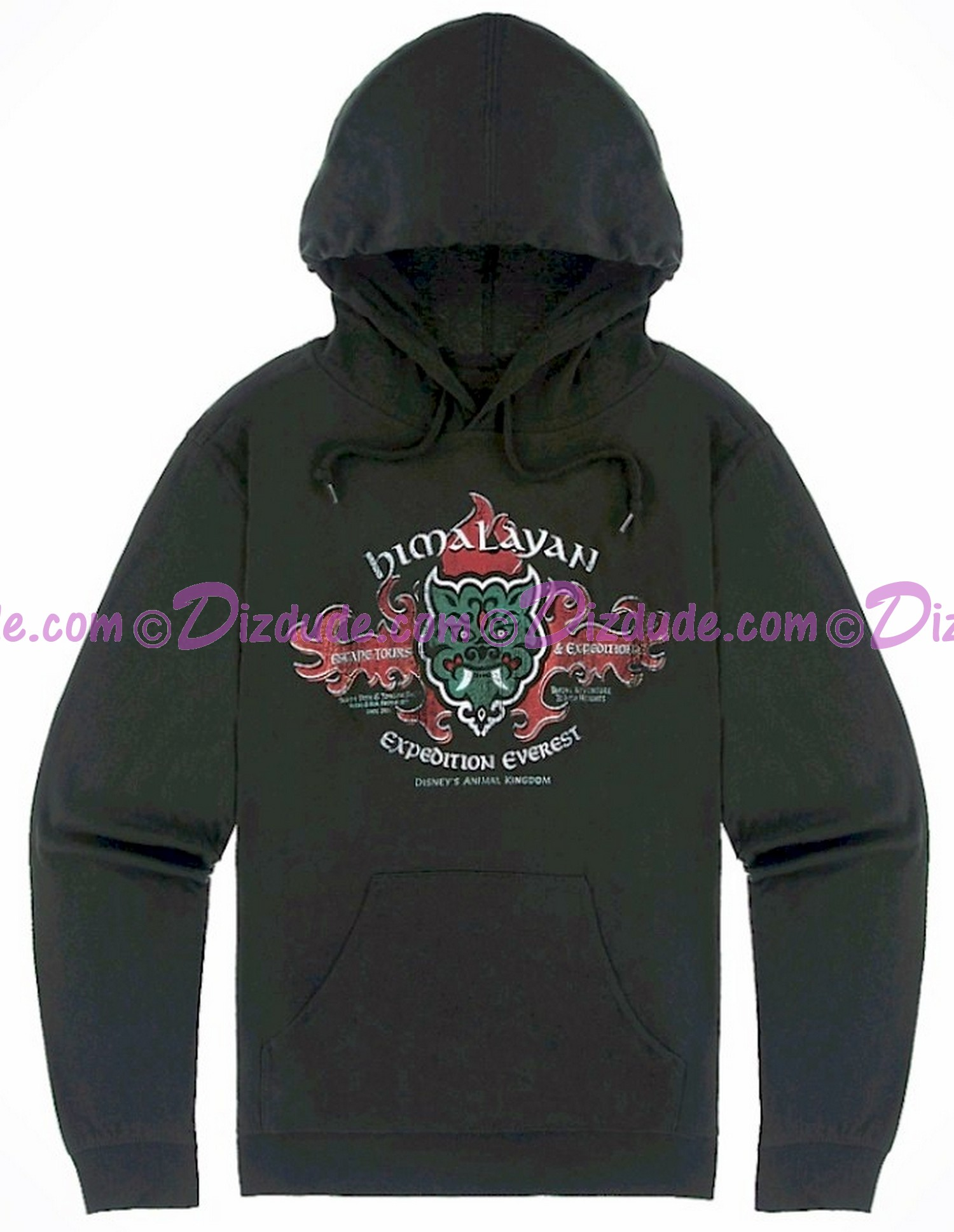 Himalayan Expedition Everest Ladies Hoodie
