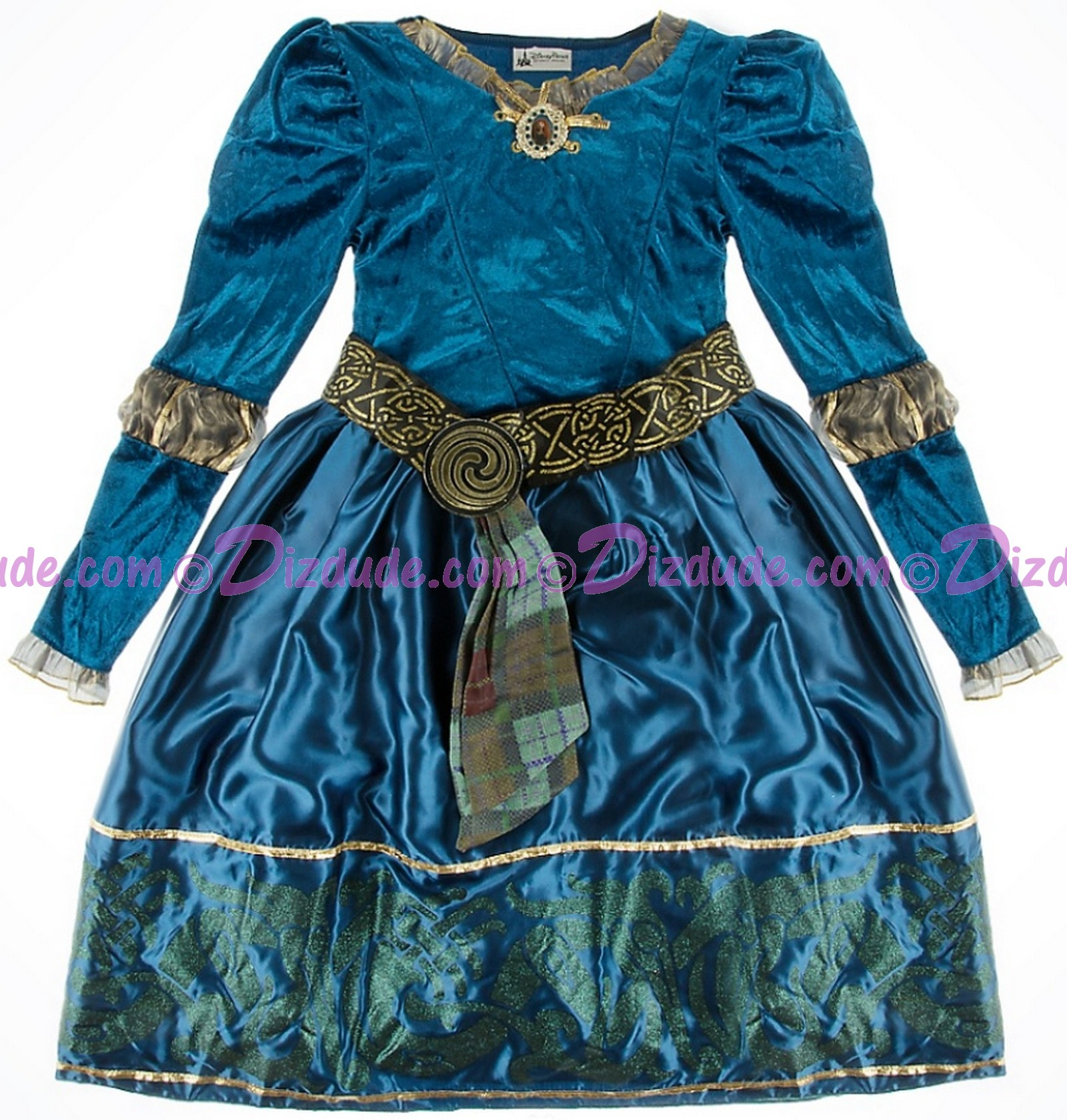 BRAVE Princess Merida's Hero Dress