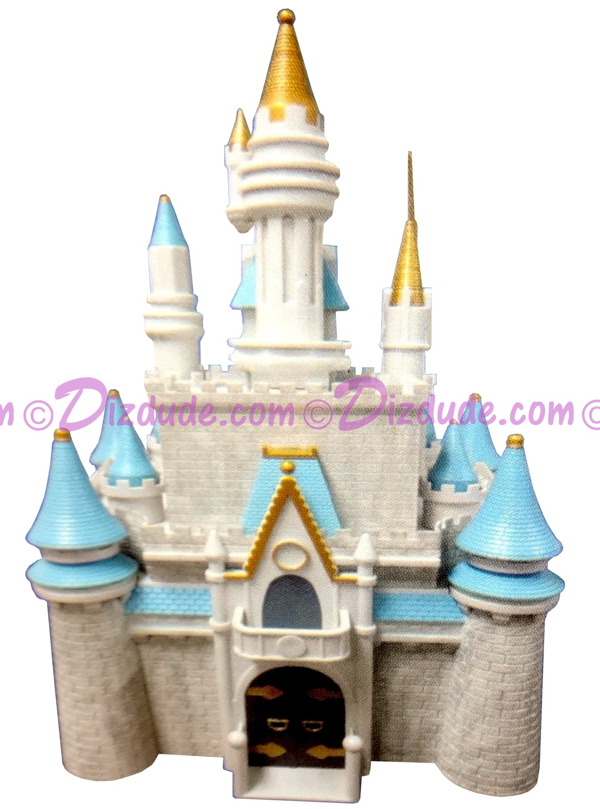 Disney Magic Kingdom Cinderella Castle PlaySet ~ Monorail Accessory © Dizdude.com