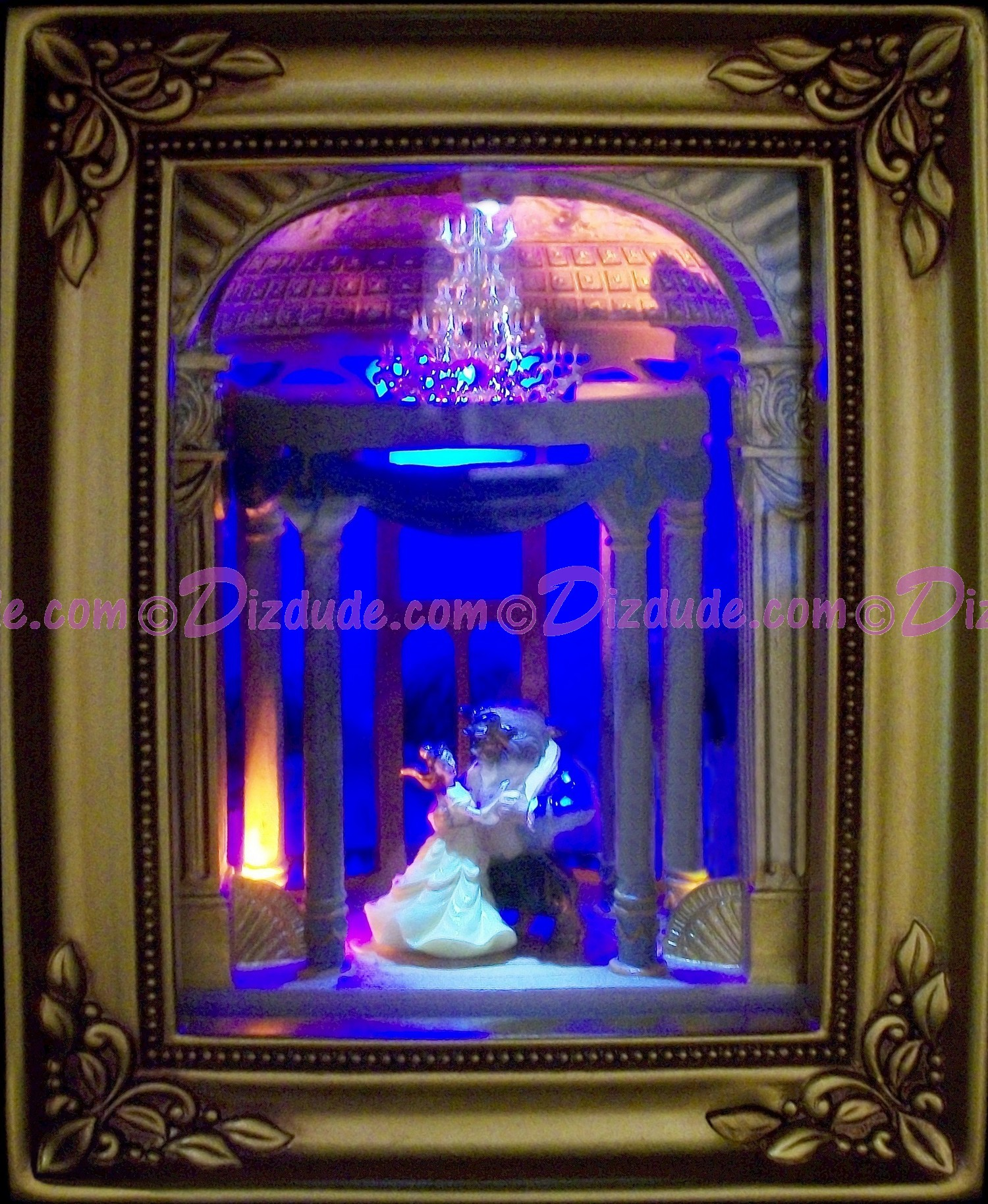 Beauty And The Beast in One Wonderous Waltz © Dizdude.com