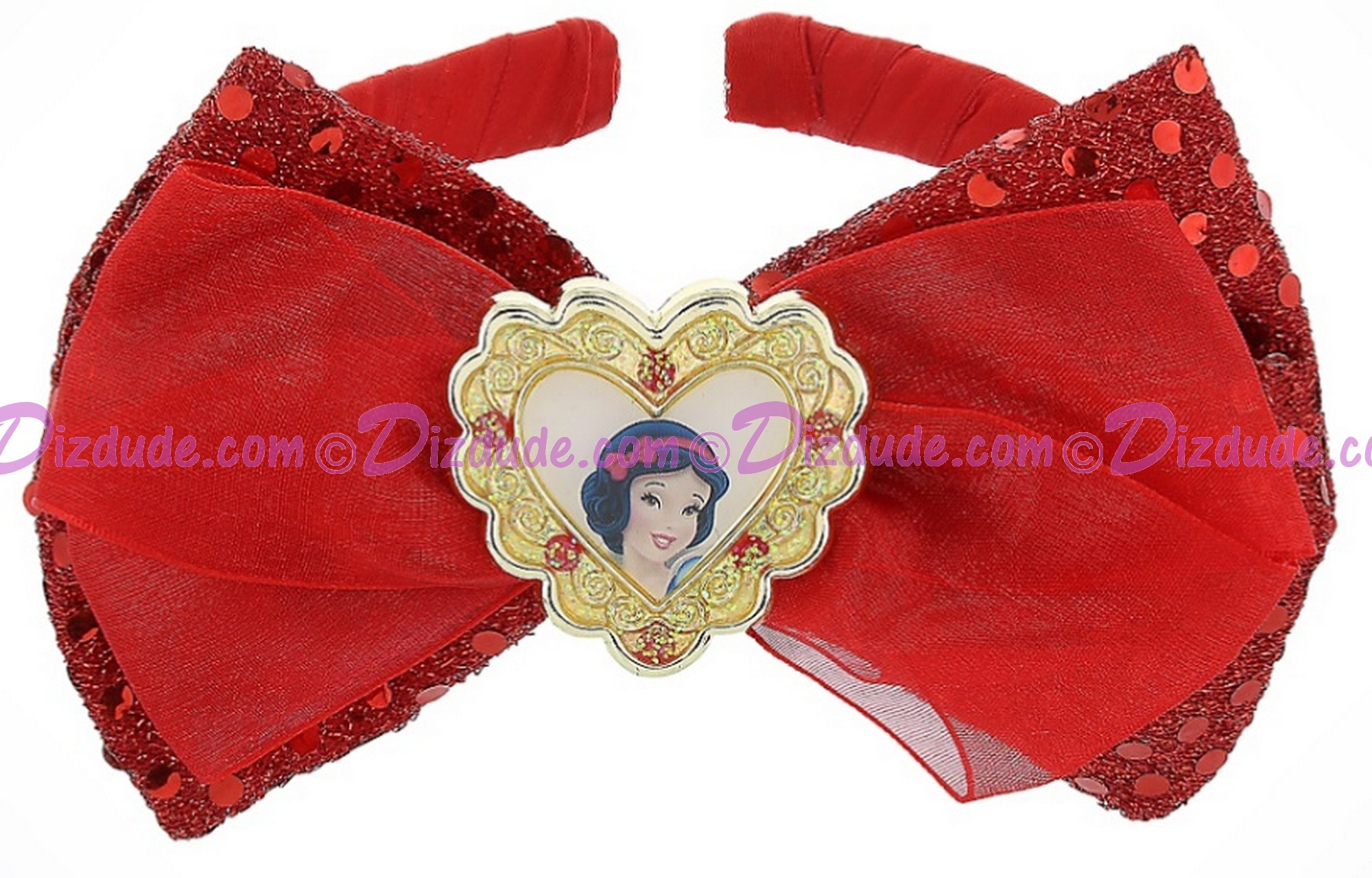 Disney Theme Park Princess Snow White Headband