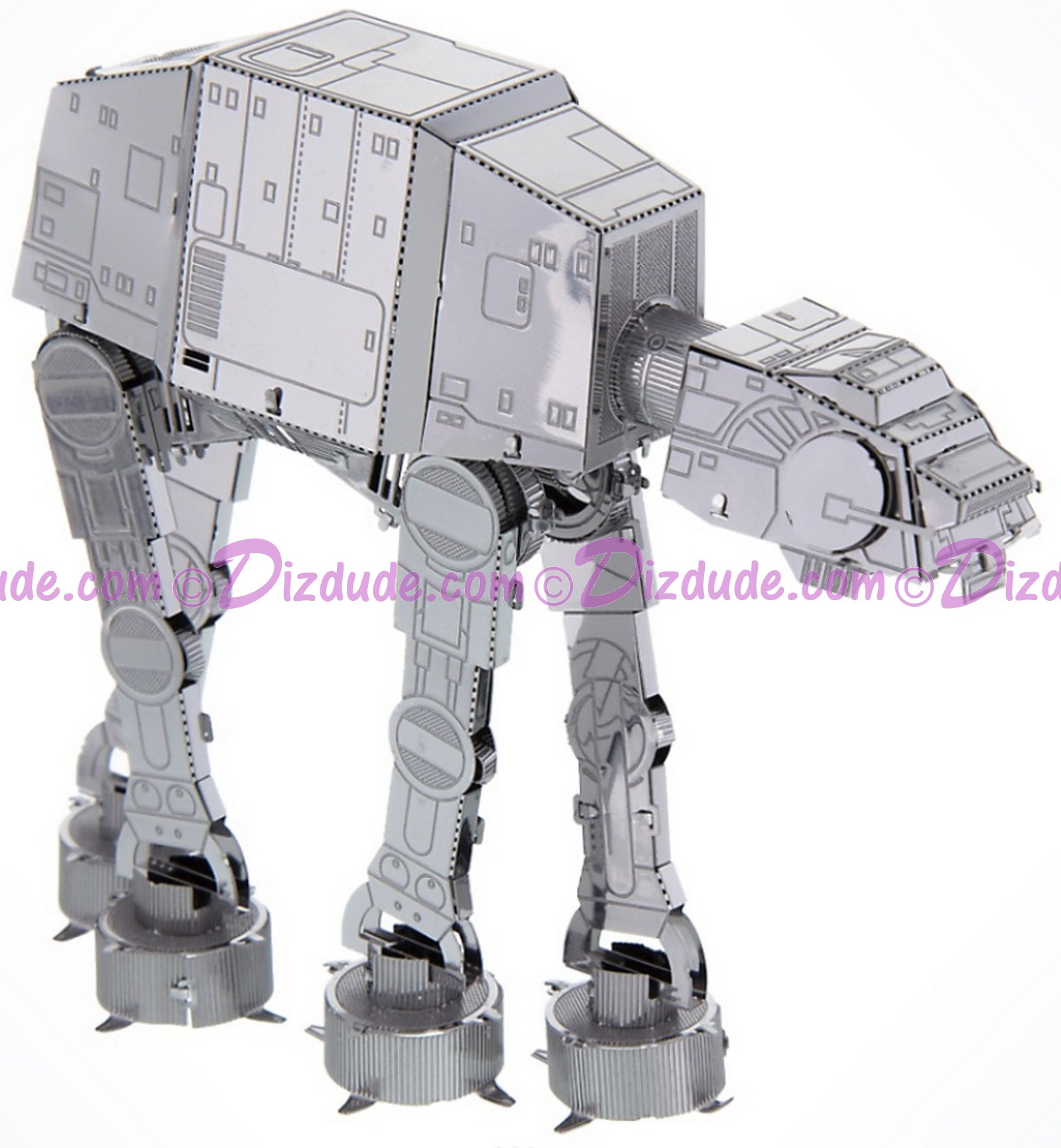 Disney Star Wars AT-AT 3D Metal Model Kit © Dizdude.com