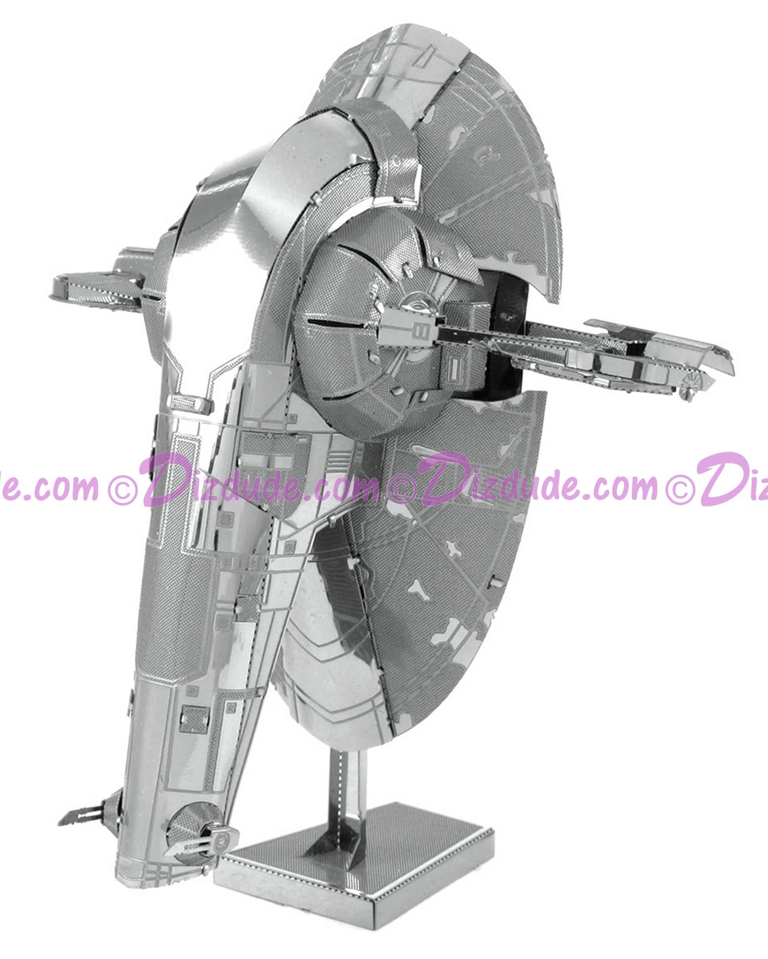 Disney Star Wars Slave 1 3D Metal Model Kit © Dizdude.com