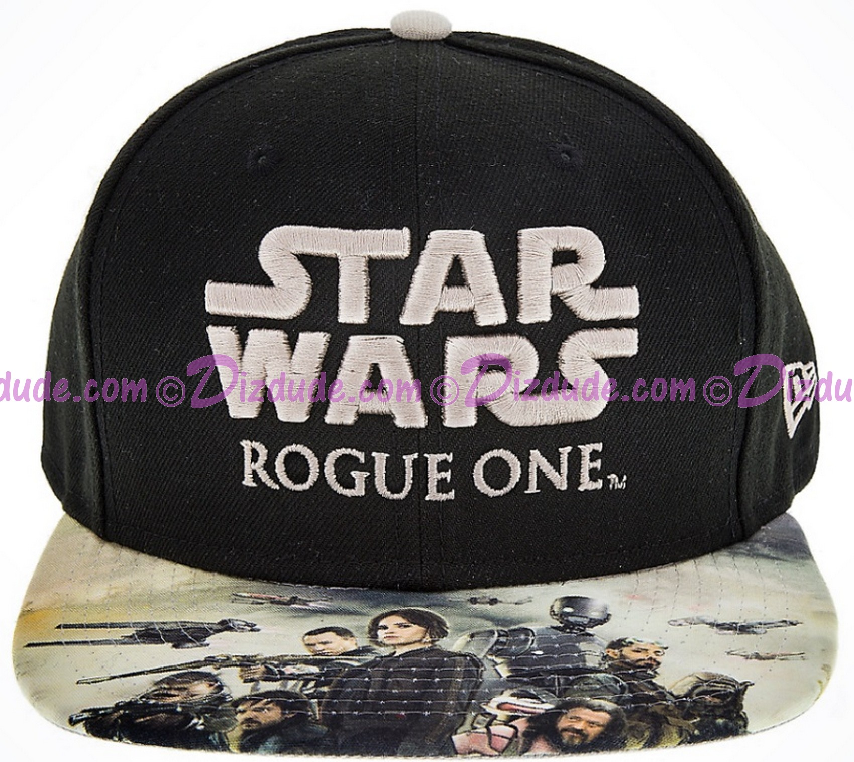 Rogue One Rebel Adult Adjustable Baseball Hat - Disney's Star Wars © Dizdude.com
