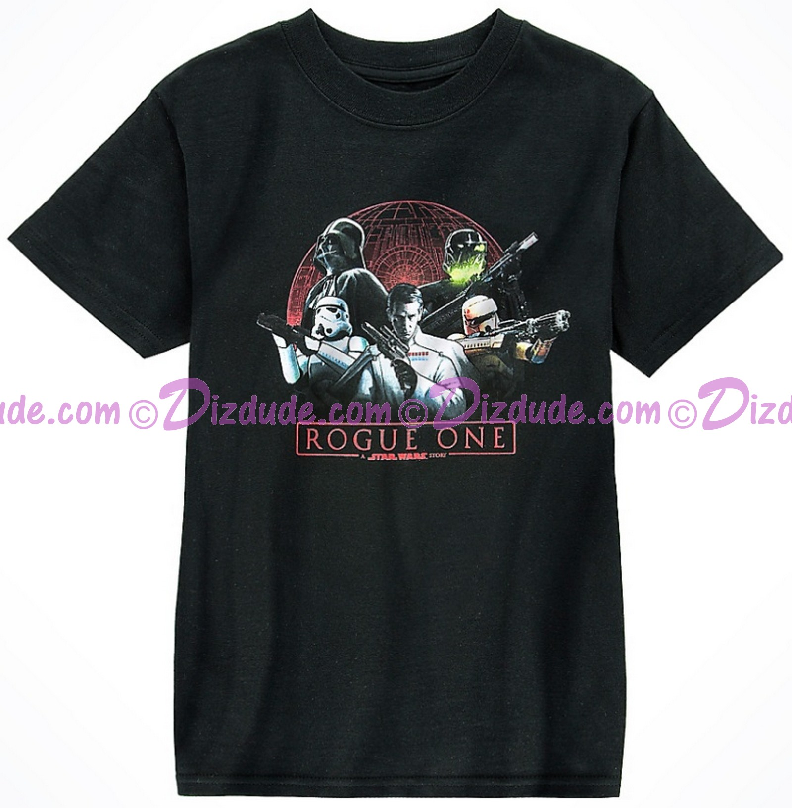 Rogue One Empire Youth T-Shirt (Tshirt, T shirt or Tee) - Disney's Star Wars © Dizdude.com