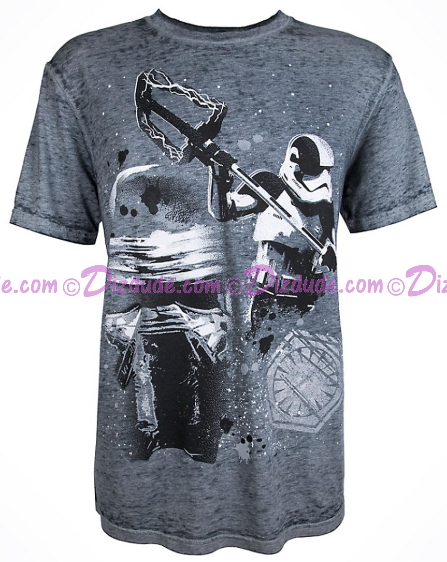 First Order Executioner Trooper Adult T-Shirt (Tshirt, T shirt or Tee) - Disney Star Wars Episode VIII: The Last Jedi  © Dizdude.com
