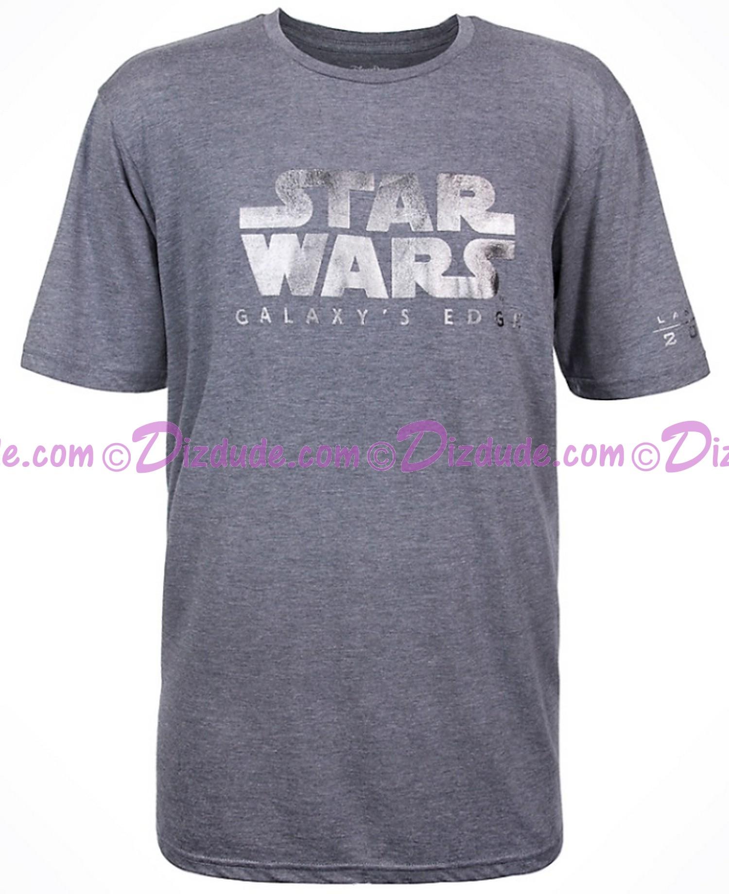 Disney Star Wars Galaxy's Edge Adult T-Shirt (Tshirt, T shirt or Tee) © Dizdude.com