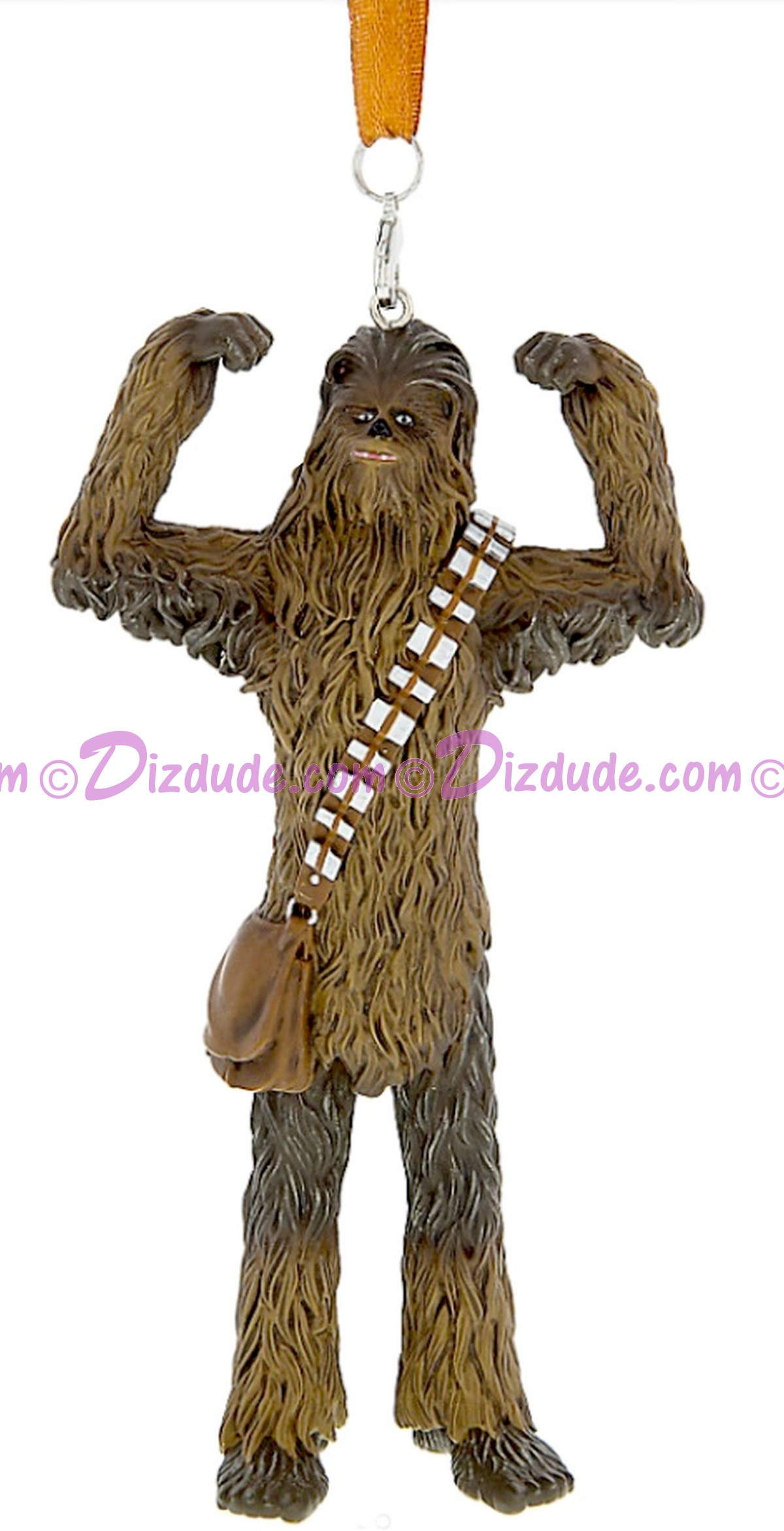 Chewbacca 3D Christmas Ornament - Disney Star Wars: The Force Awakens © Dizdude.com