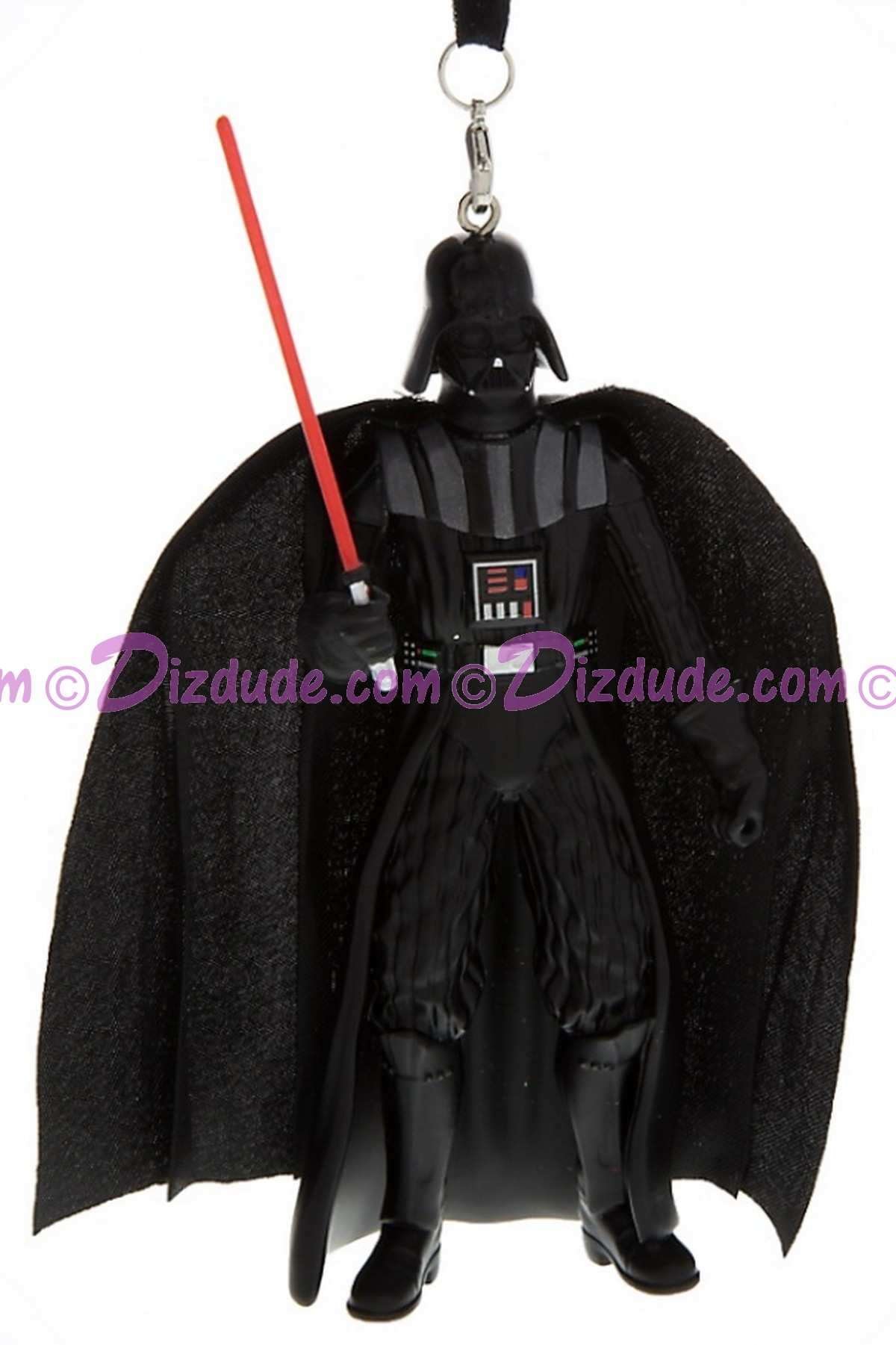 Darth Vader 3D Christmas Ornament - Disney Star Wars © Dizdude.com