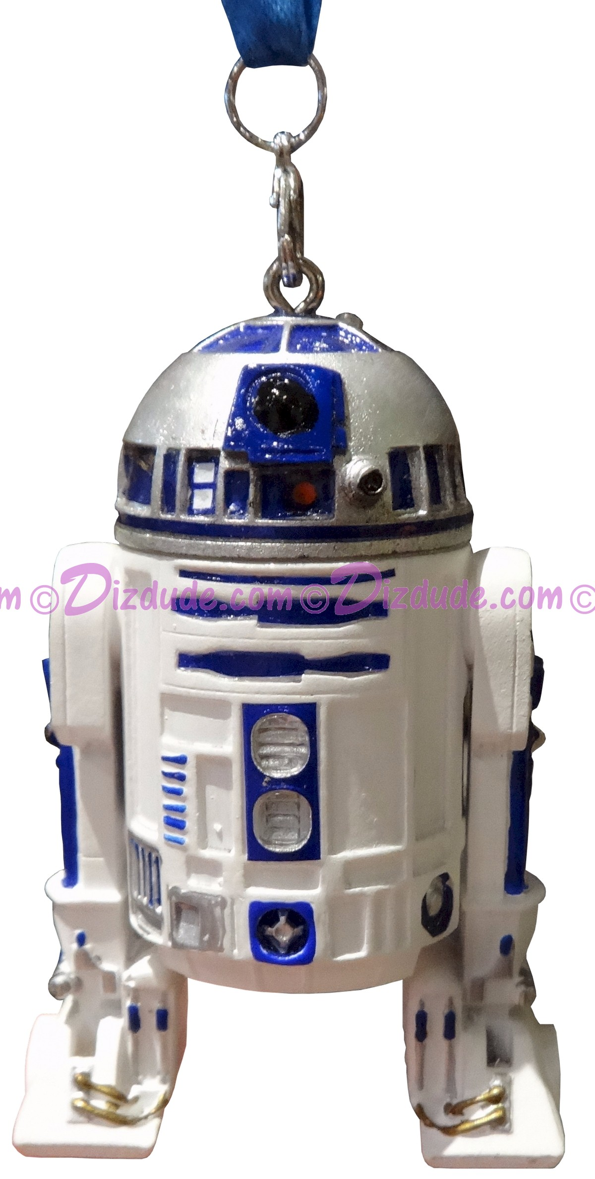 R2-D2 Light Up Christmas Ornament ~ Disney Star Wars © Dizdude.com