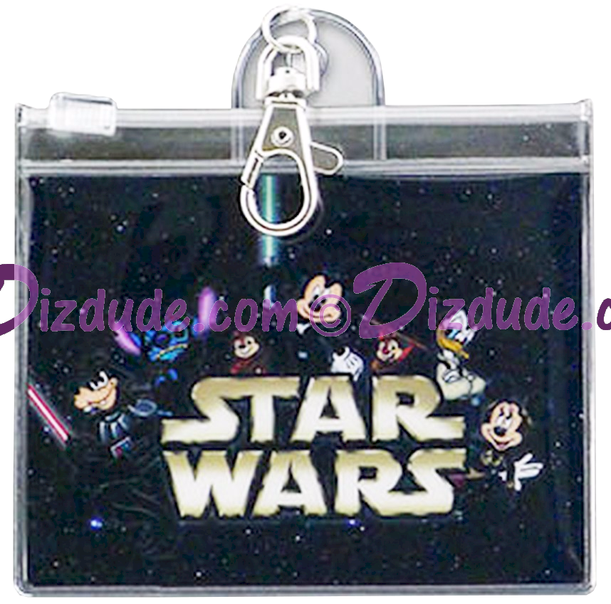 Disney Star Wars Weekends 2013 Lanyard Pouch ~ Dizdude.com