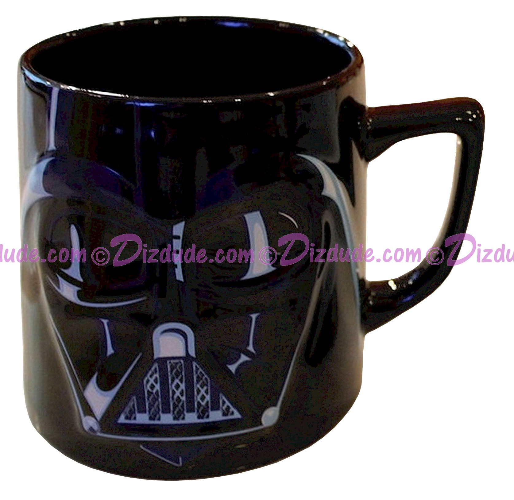 Darth Vader Disney Star Wars Character Mug © Dizdude.com