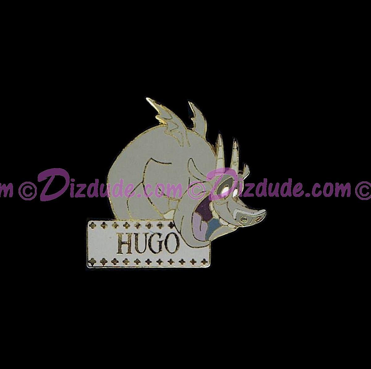 Walt Disney World - Hunchback Series Pin (Gargoyle - Hugo) © Dizdude.com