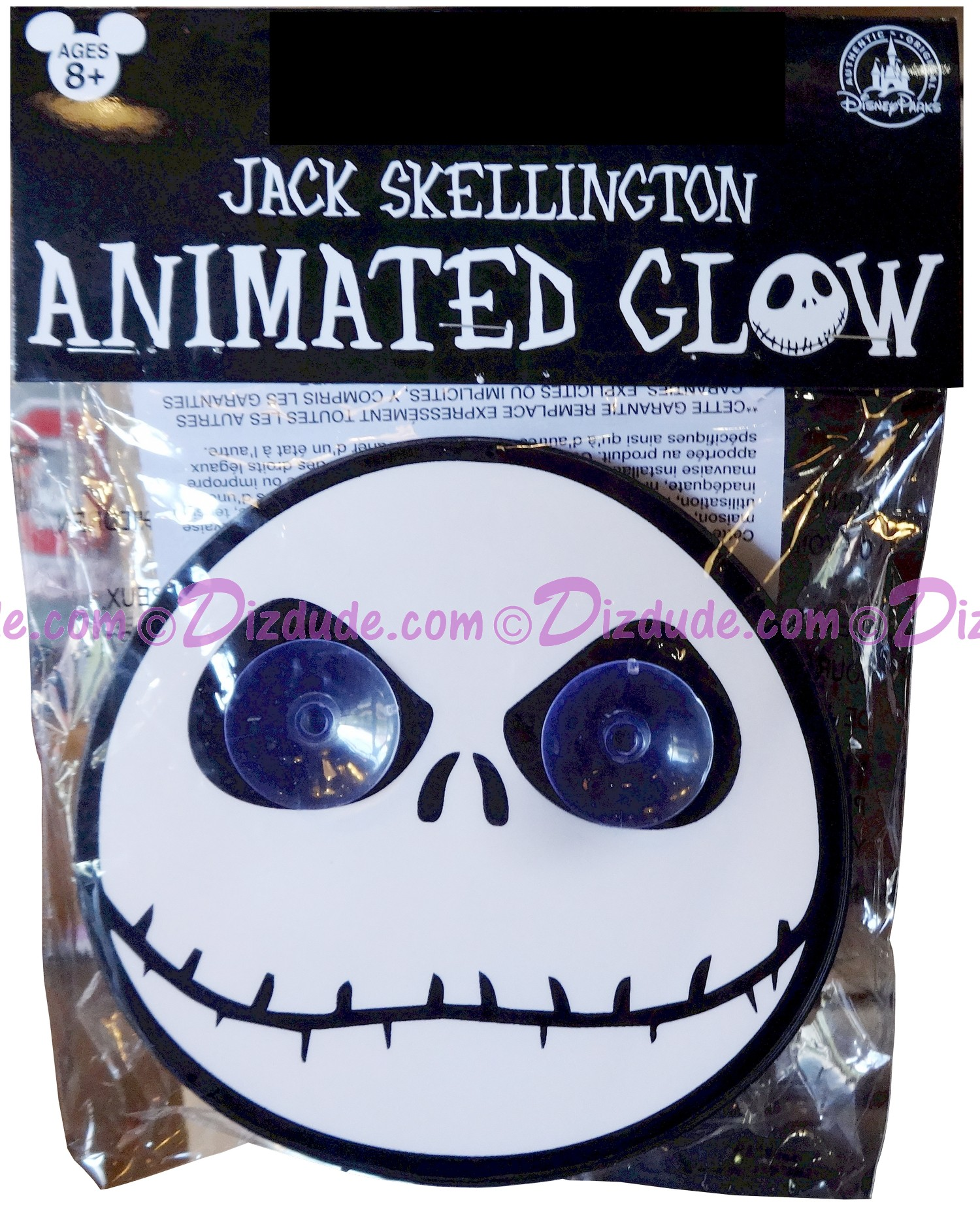disney the nightmare before christmas jack skellington animated glow window decoration dizdudecom