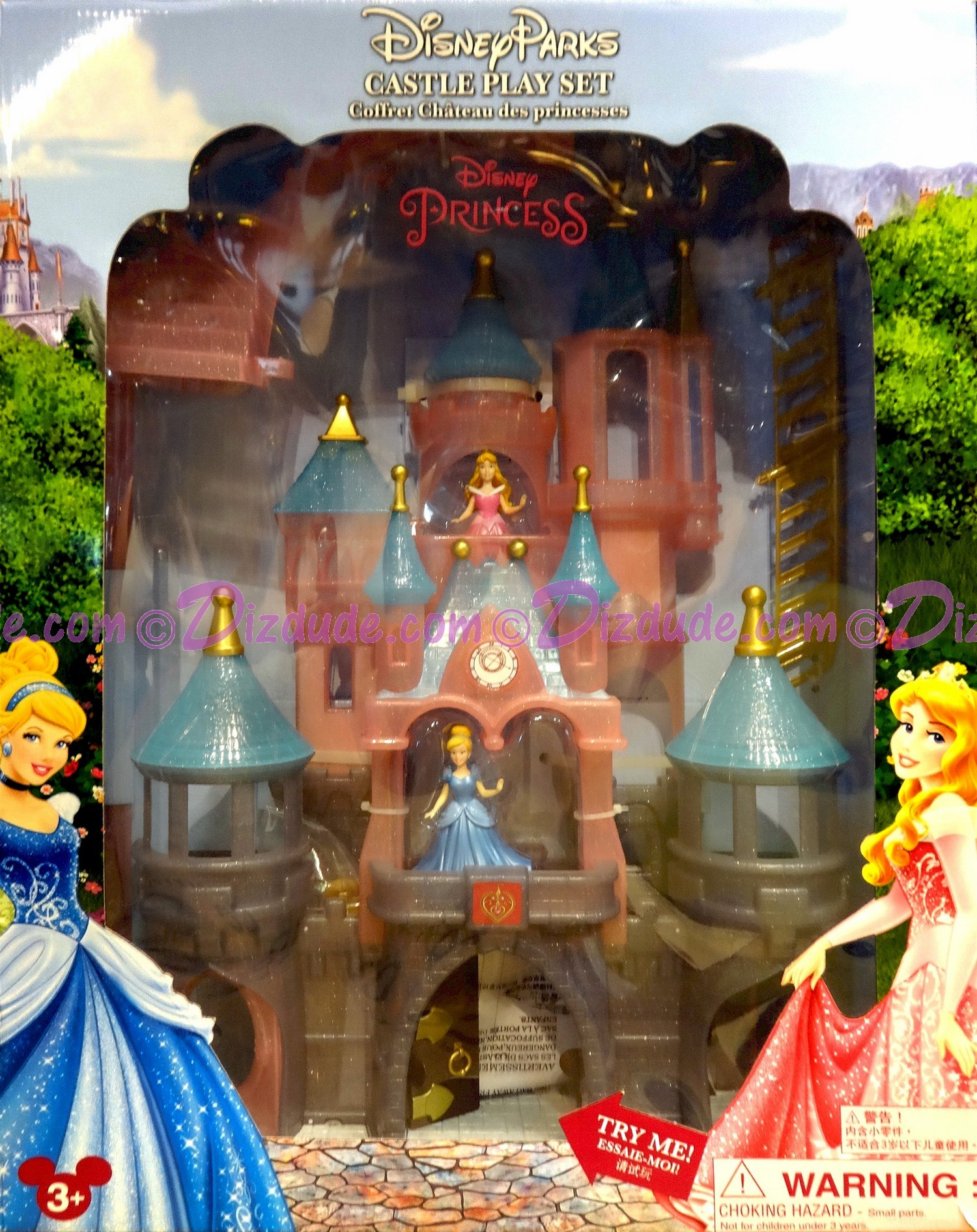 Disney Princess Castle Play Set © Dizdude.com