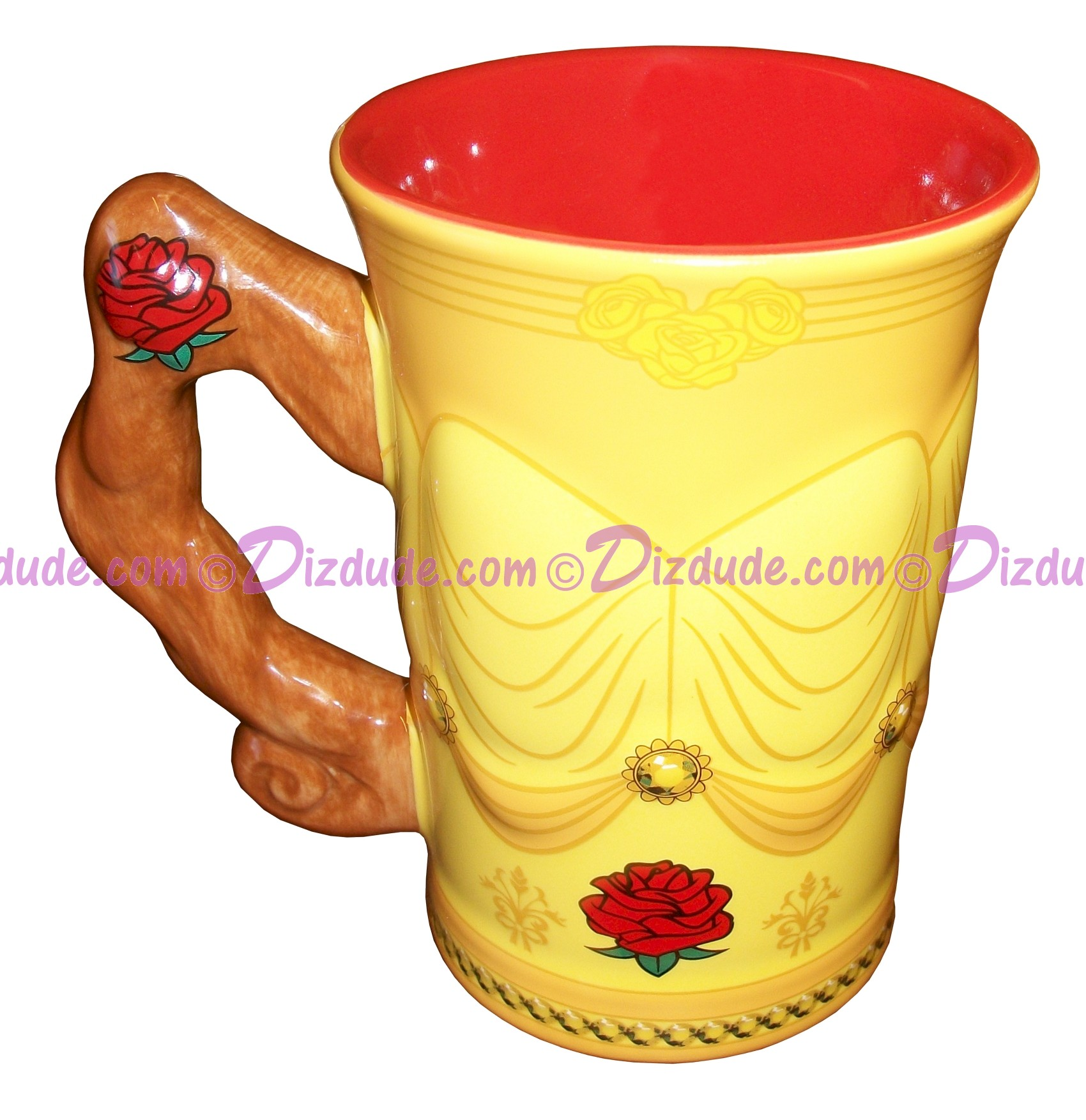 Disney Princess Mug Collection Belle Sculptured Mug