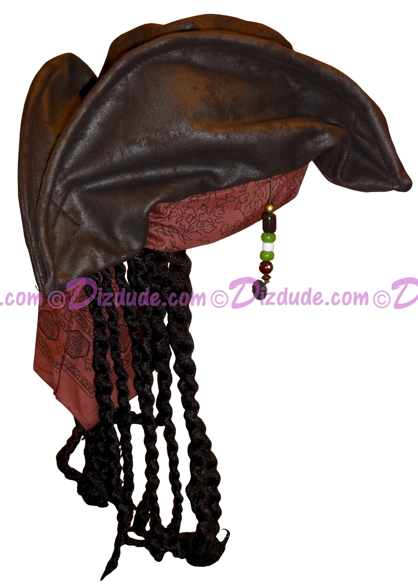 Pirates of the Caribbean Captain Jack Sparrow Hat