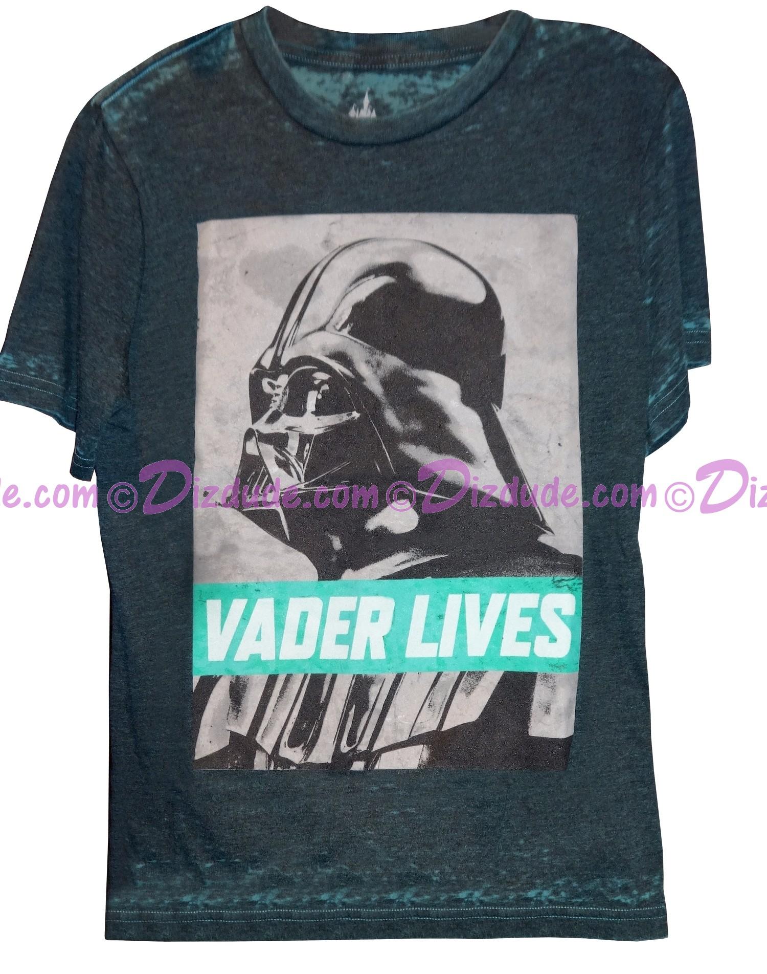 Darth Vader Lives Youth T-Shirt (Tshirt, T shirt or Tee) - Disney's Star Wars © Dizdude.com