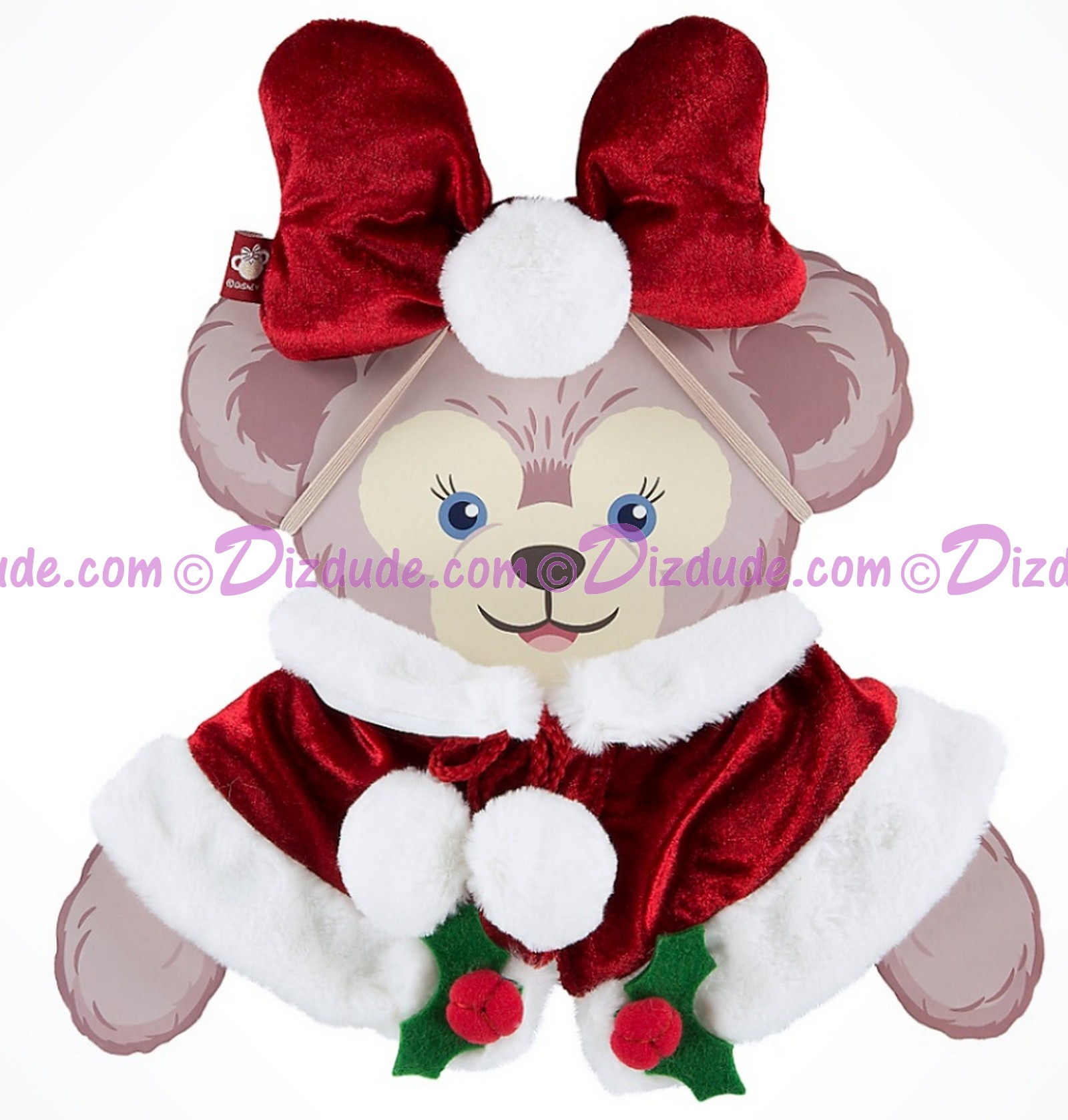 Disney ShellieMay 17inch Bear Christmas Holiday Costume © Dizdude.com