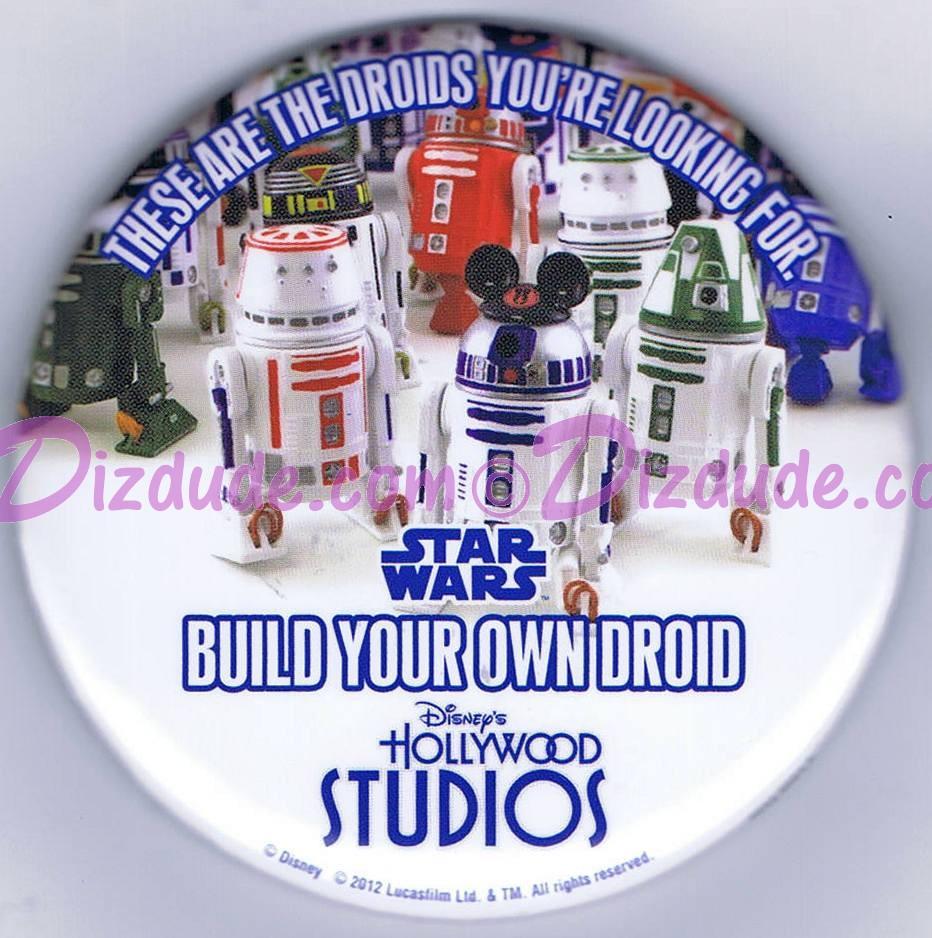 Star Wars Build A Droid Factory Button © Dizdude.com