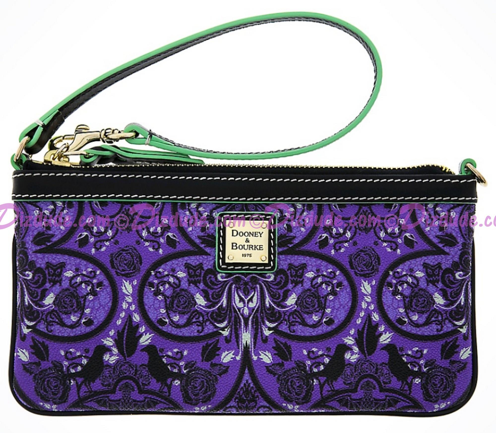 Dooney & Bourke - Disney Haunted Mansion Madame Leota Wristlet Handbag © Dizdude.com