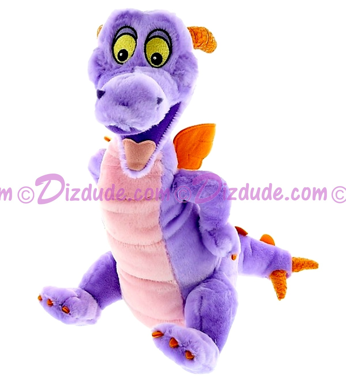 Figment 9 Inch Plush - Disney Epcot Center © Dizdude.com