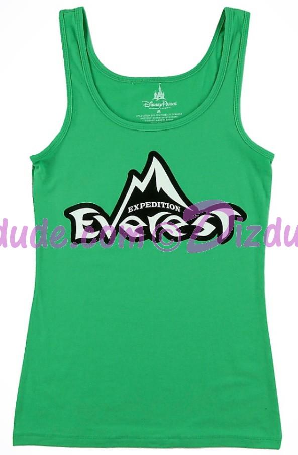 Expedition Everest Logo Adult Tank Top ~ Disney Animal Kingdoms