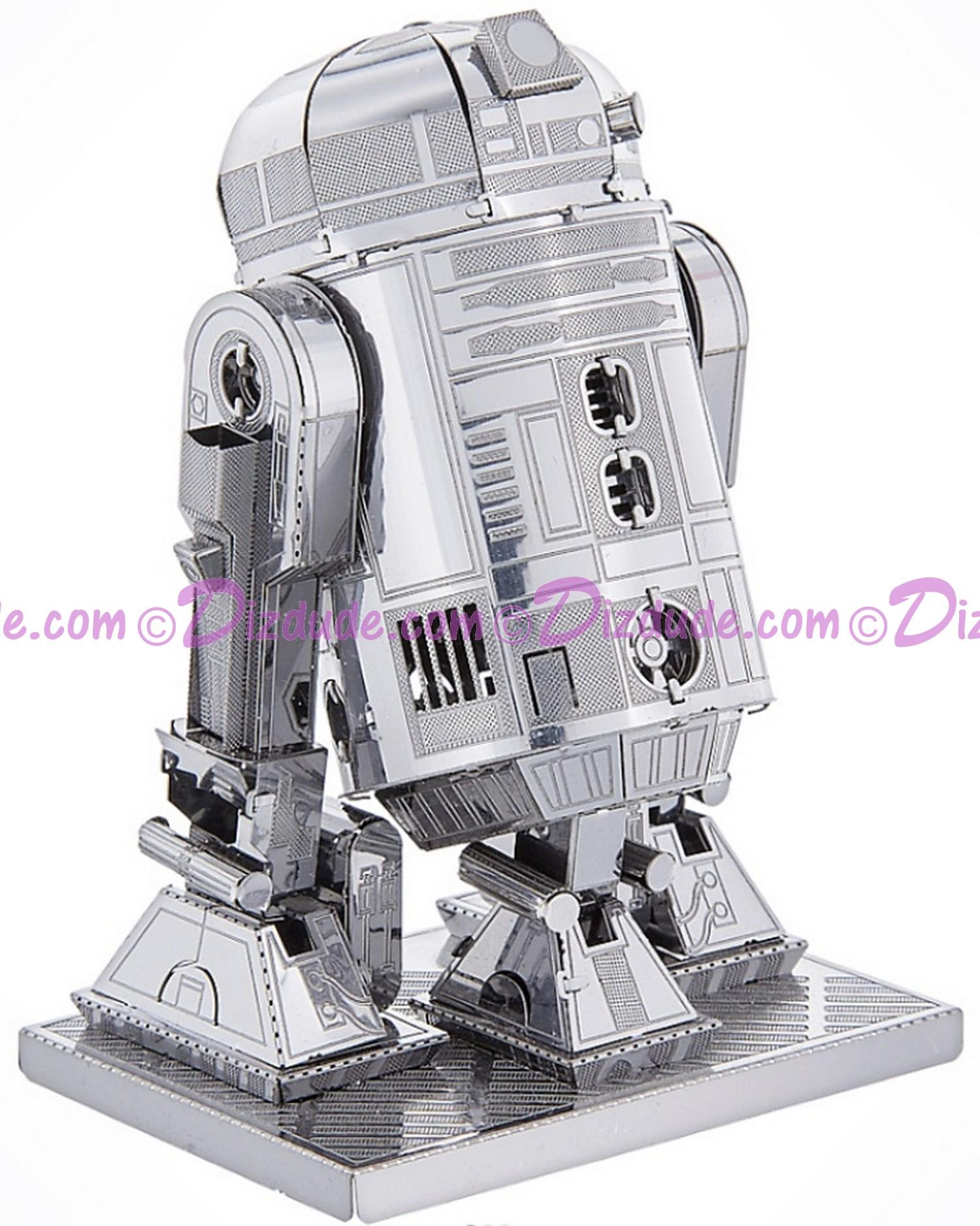 Disney Star Wars R2-D2 3D Metal Model Kit © Dizdude.com