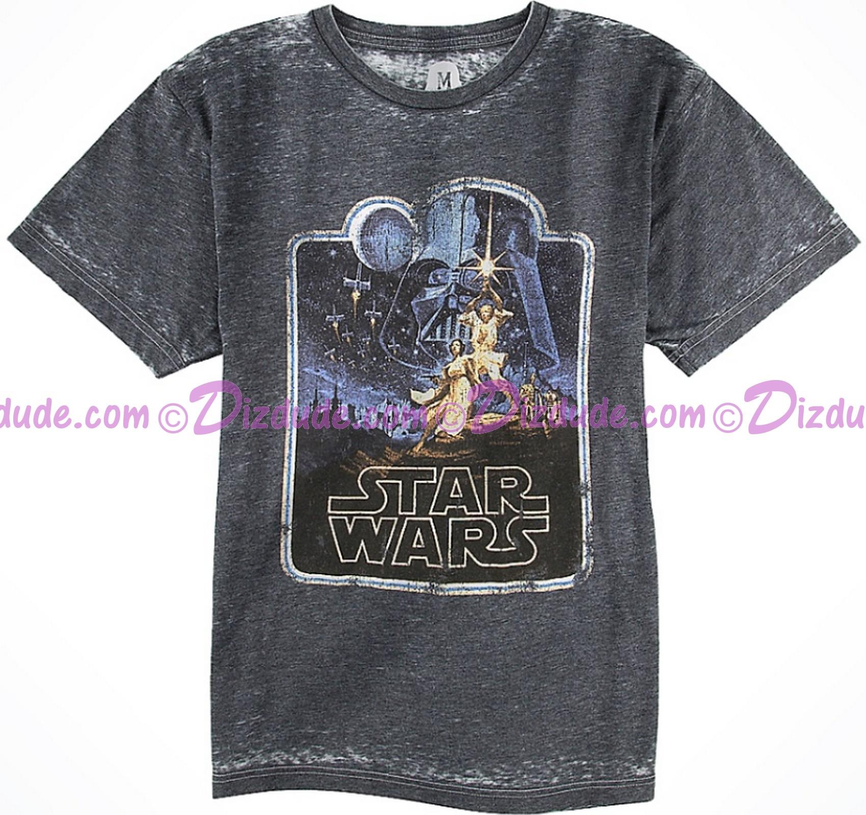 Disney Star Wars: A New Hope Adult T-Shirt (Tshirt, T shirt or Tee) © Dizdude.com