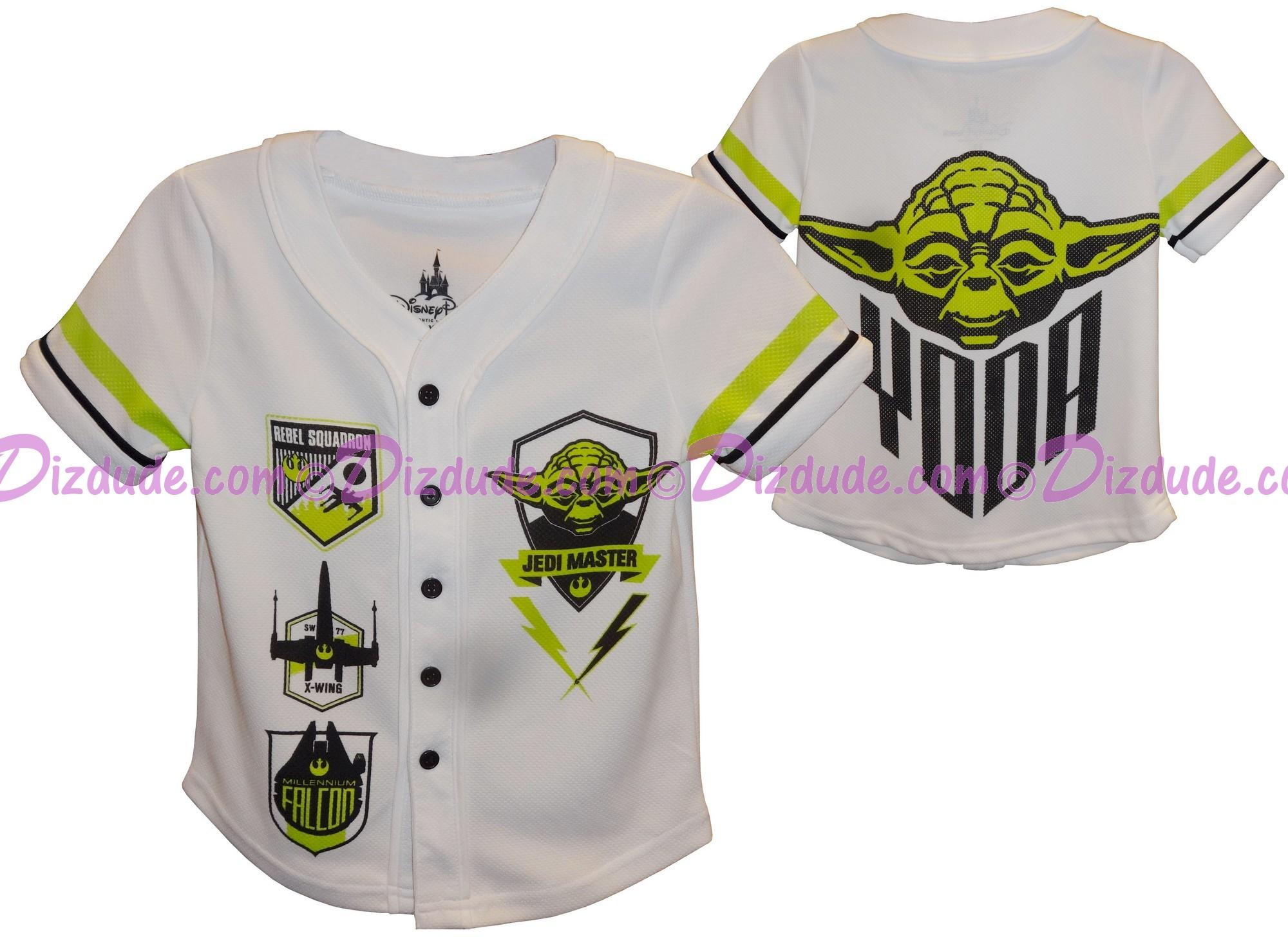 Disney Star Wars Yoda Mesh Youth Shirt (T-Shirt, Tshirt, T shirt or Tee) © Dizdude.com