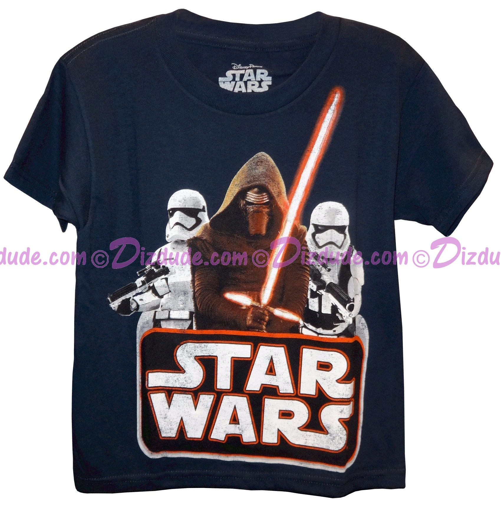 Badge Bunch Youth T-Shirt (Tshirt, T shirt or Tee) from Disney Star Wars: The Force Awakens © Dizdude.com